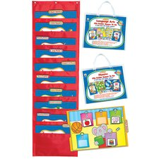 <strong>Frank Schaffer Publications/Carson Dellosa Publications</strong> Language Arts File Folder Games To