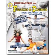 Jumpstarters For Fractions &