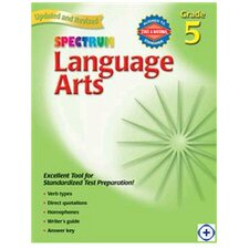 <strong>Frank Schaffer Publications/Carson Dellosa Publications</strong> Language Arts Gr 5