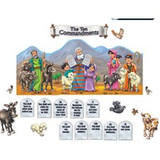 The Ten Commandments Bb Set