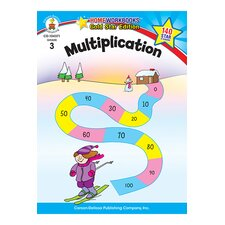 Multiplication Home Workbook Gr 3