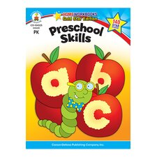 <strong>Frank Schaffer Publications/Carson Dellosa Publications</strong> Preschool Skills Home Workbook