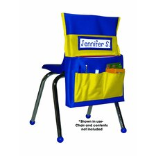 <strong>Frank Schaffer Publications/Carson Dellosa Publications</strong> Chairback Buddy Blue/yellow