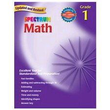 <strong>Frank Schaffer Publications/Carson Dellosa Publications</strong> Math Gr 1 Starburst
