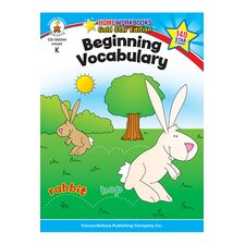 Beginning Vocabulary Home Workbook