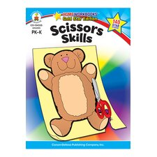 Scissors Skills Home Workbook