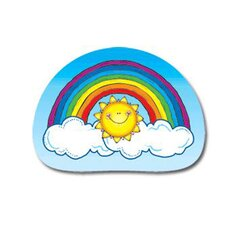 Stickers Rainbows 144pk