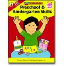 <strong>Frank Schaffer Publications/Carson Dellosa Publications</strong> Home Workbook Pk & Kinder Skills