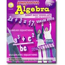 Jumpstarters For Algebra Gr 7