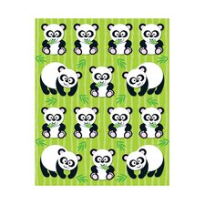 <strong>Frank Schaffer Publications/Carson Dellosa Publications</strong> Pandas Shape Stickers 84pk