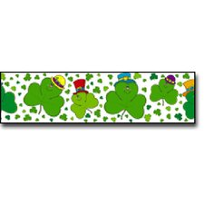 <strong>Frank Schaffer Publications/Carson Dellosa Publications</strong> Shamrocks Straight Border