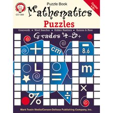 Mathematics Puzzles Gr 4-8