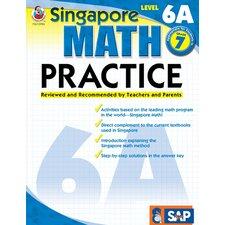Math Practice Level 6a Gr 7