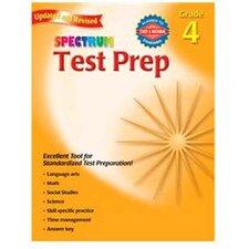 Spectrum Test Prep Gr 4