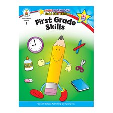 First Grade Skills Home Workbook