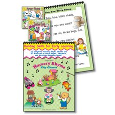 <strong>Frog Street Press</strong> Nursery Rhyme Flip Chart Set