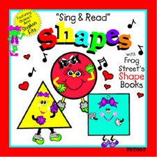 The Sing & Read Shape Collection