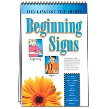 Sign Language Flip Charts Beginning