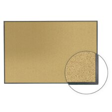 Image Trim Natural Cork Tackboard