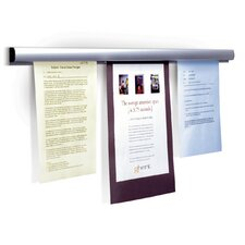 TrapEase Display Rail - 96in Length -  4 Per Carton (Set of 4)