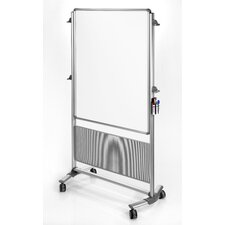 Nexus Double-Sided Mobile Markerboard Easel