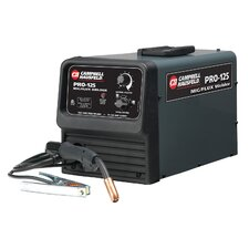 Professional Flux Core 120V Welder 125A
