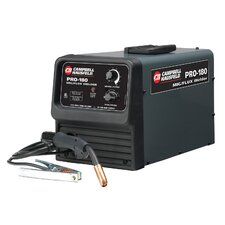 Professional  230V MIG / Flux Core Welder 180A