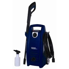 1,600 PSI 1.4GPM Electric Pressure Washer