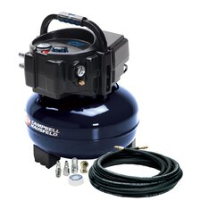 6 Gallon Air Compressor with Inflation Kit