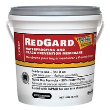 1 Gallon RedGard® Waterproofing & Crack Prevention Memb
