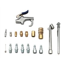 "<strong>Campbell Hausfeld</strong> I/M 1/4"" 17 Piece Accessory Kit"