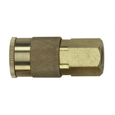 "I/M 3/8"" Coupler 1/4"" NPT(Female)"