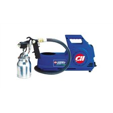 Semi Professional 4 PSI 2 Stage HVLP Finishing System - 54 CFM