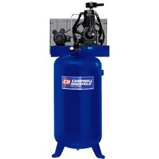 80 Gallon 5 HP Two-Stage Air Compressor