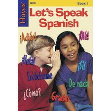Lets Speak Spanish Book 1