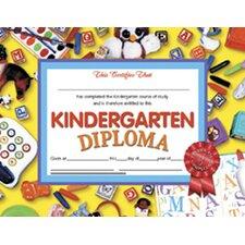 Diplomas Kindergarten 30/pk 8.5x11