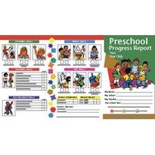 Progress Reports Pk 10-pk 2 Year