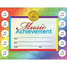 Music Achievement 30/set