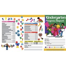 Kindergarten Progress Reports 10/pk