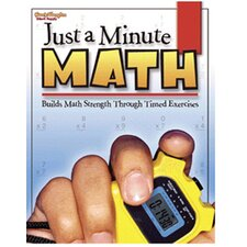 Just-a-minute Math
