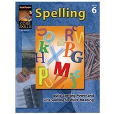 Core Skills Spelling Gr 6