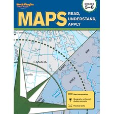 Maps Read Understand Apply Gr 5-6