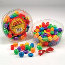 <strong>Hygloss Products Inc</strong> Big Beads 16 Oz