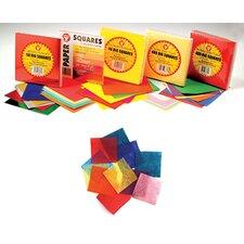 Tissue Paper 480 Squares Primary