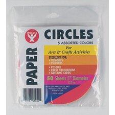 Paper Circles 5