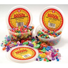 Bucket O Beads Multi Mix 10 Oz of m