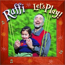 <strong>Kimbo Educational</strong> Lets Play Raffi Cd