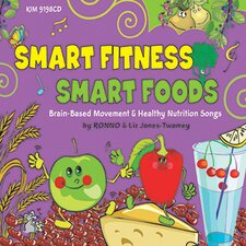 <strong>Kimbo Educational</strong> Cd Smart Moves Smart Food