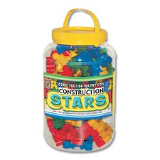 Construction Stars 36 Piece Set