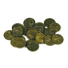 <strong>Learning Advantage</strong> Dollar Coins (Set of 50)